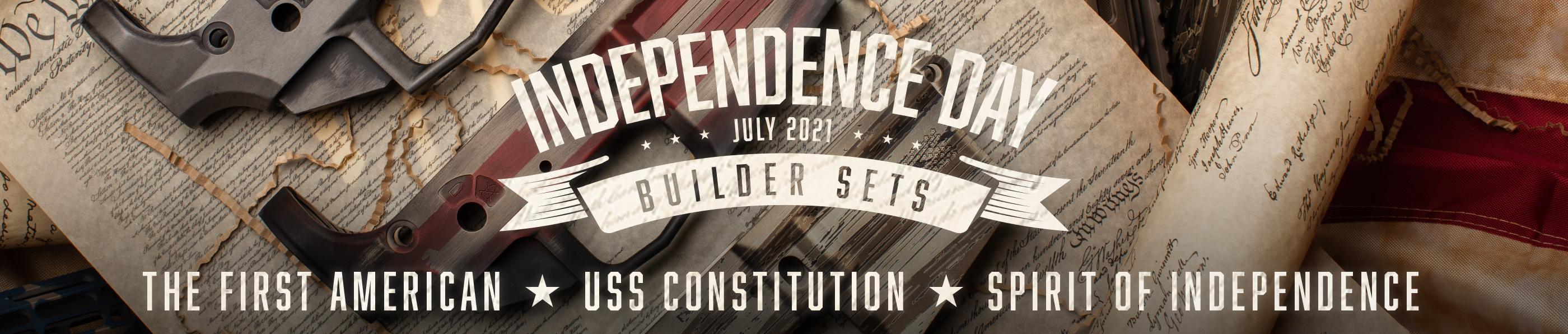 July 2021 Builder Sets