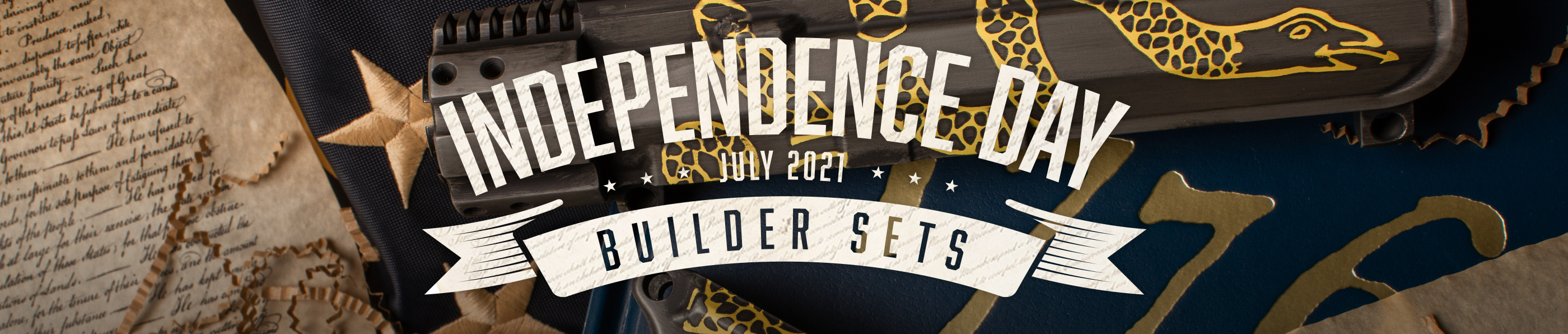 The First American Builder Set