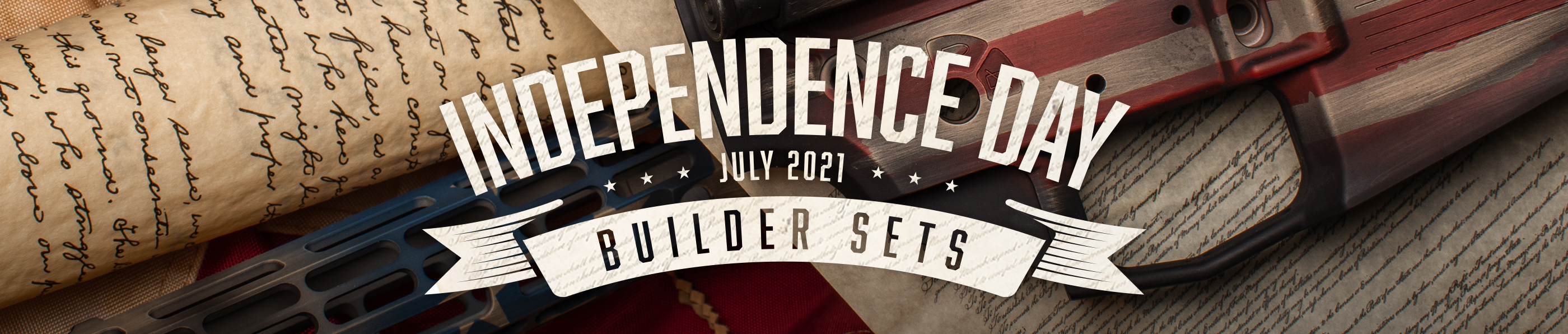 Spirit of Independence Builder Set