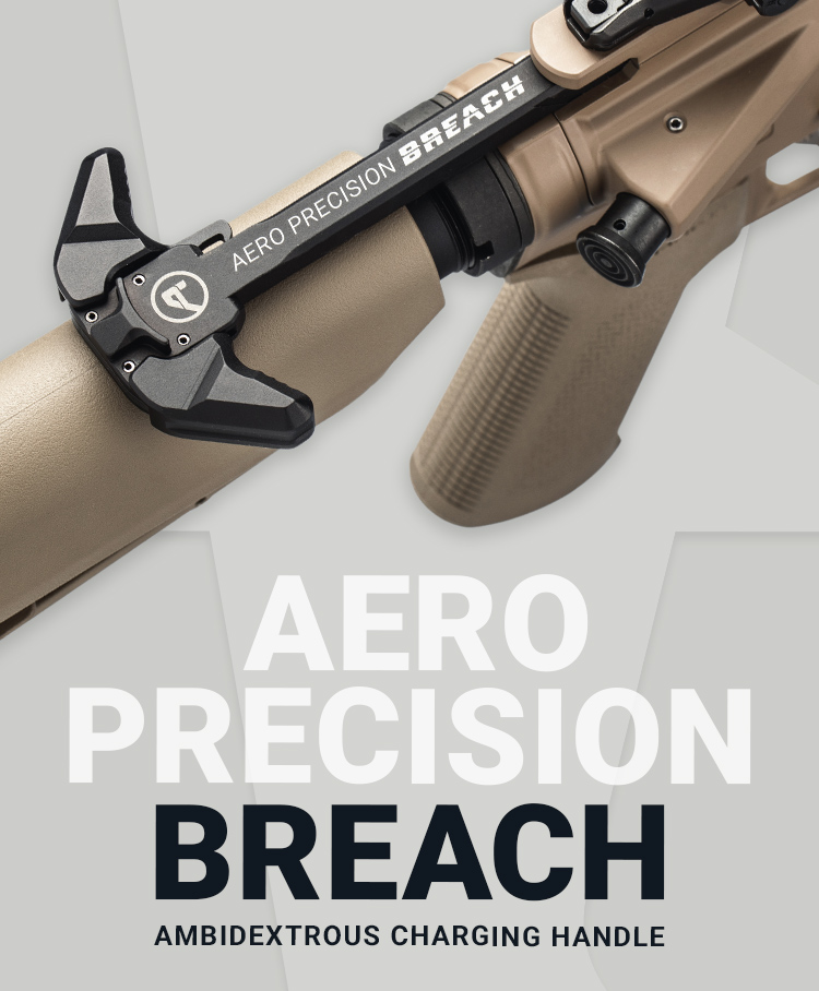 Breach Charging Handle Mobile