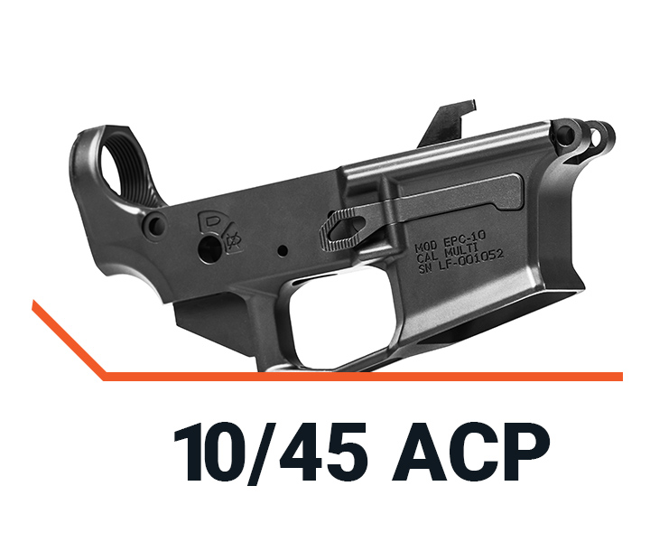 10mm Lower Receiver