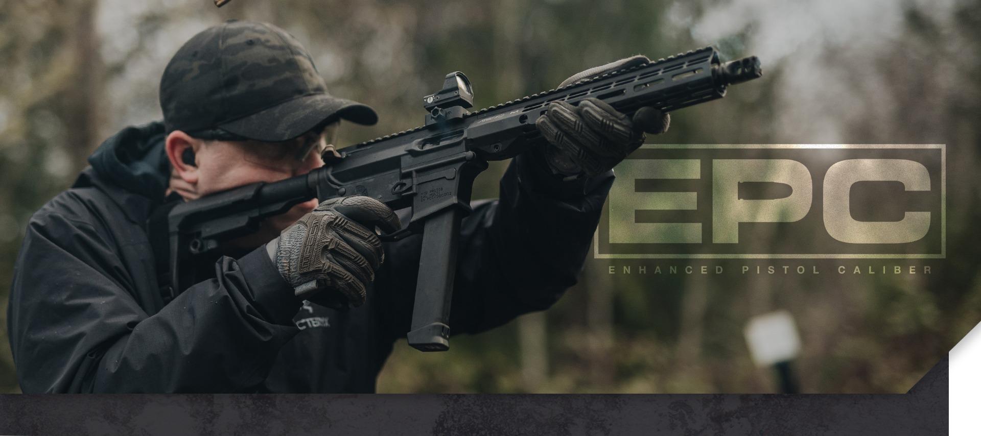 Enhanced Pistol Caliber Desktop