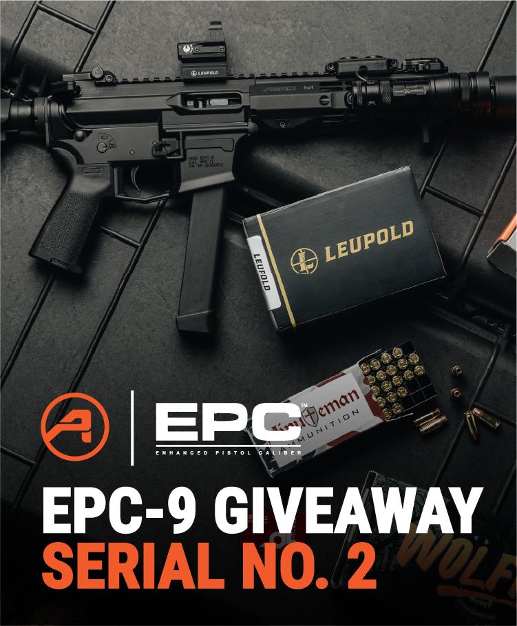 EPC Giveaway