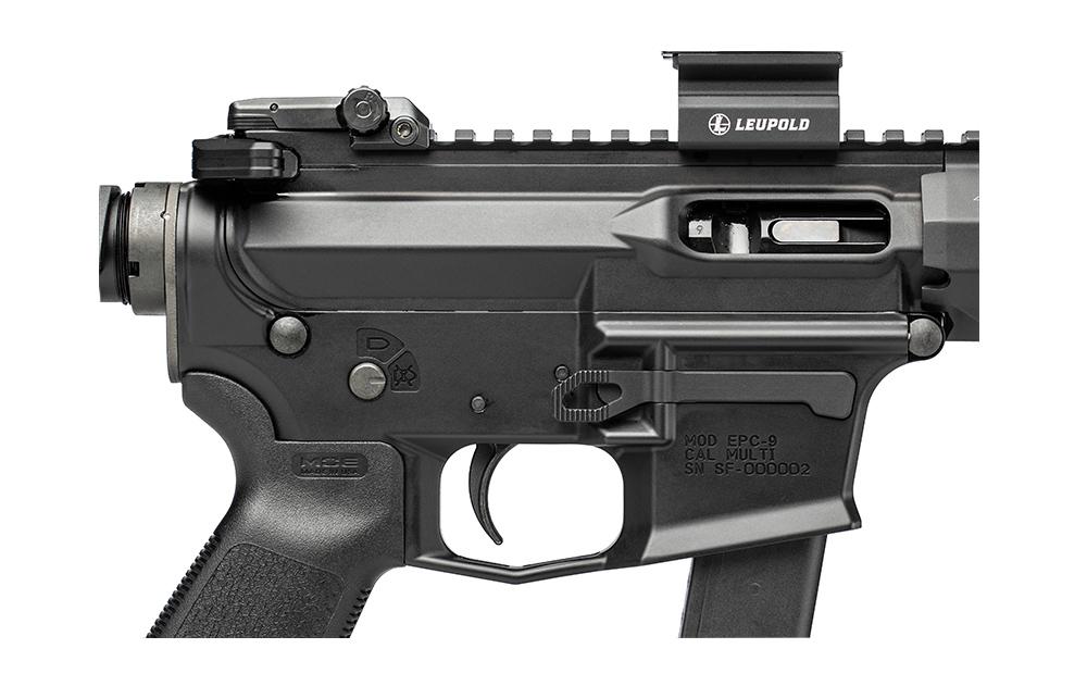 Giveaway Rifle