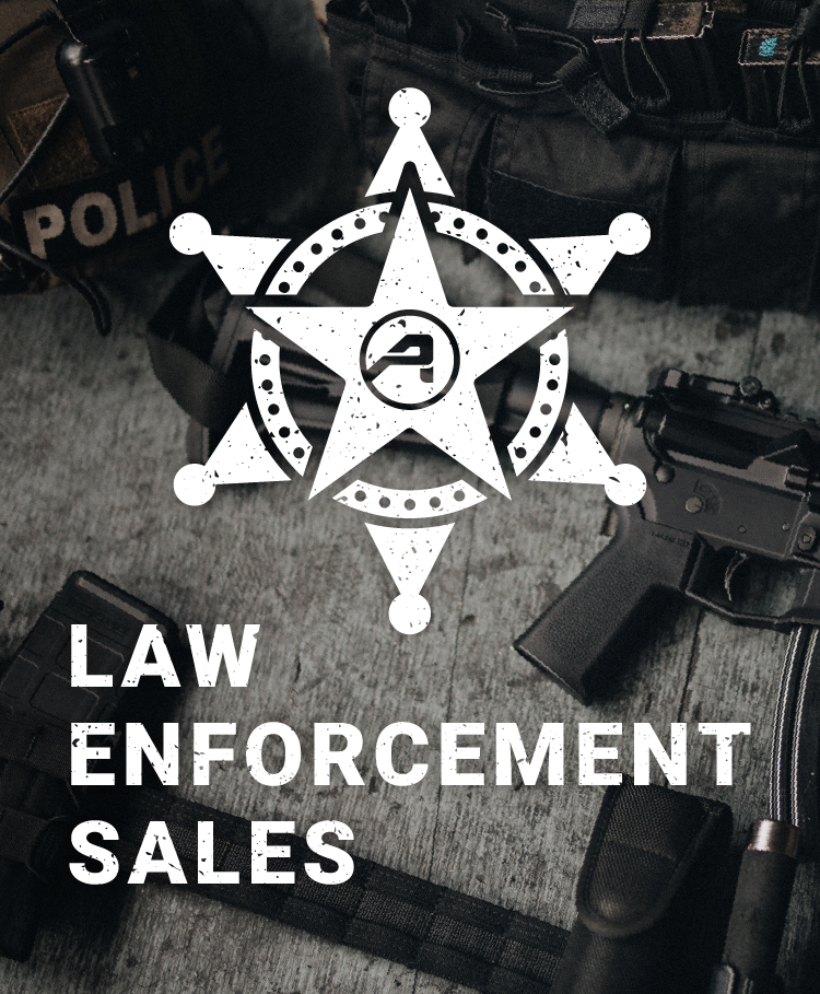 Law Enforcement Sales