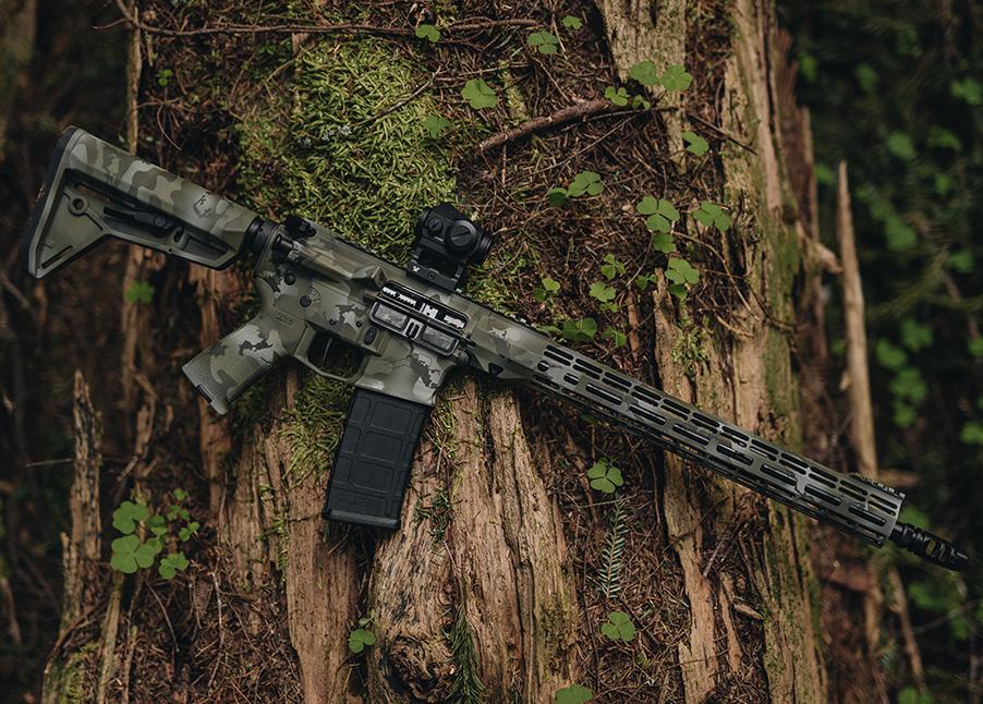 May Rifle Giveaway