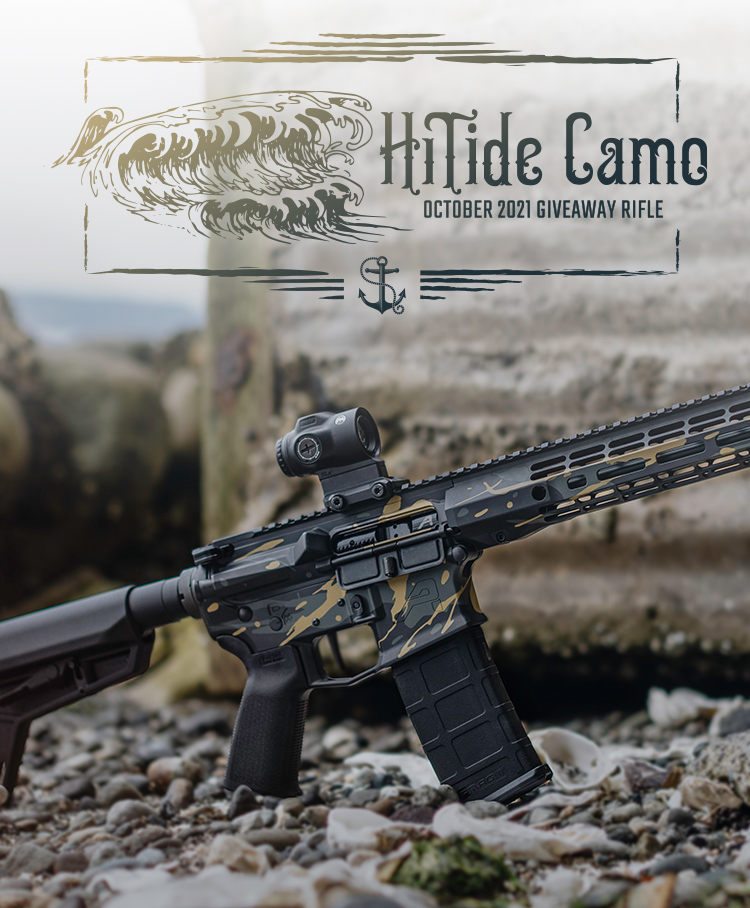October Rifle Giveaway