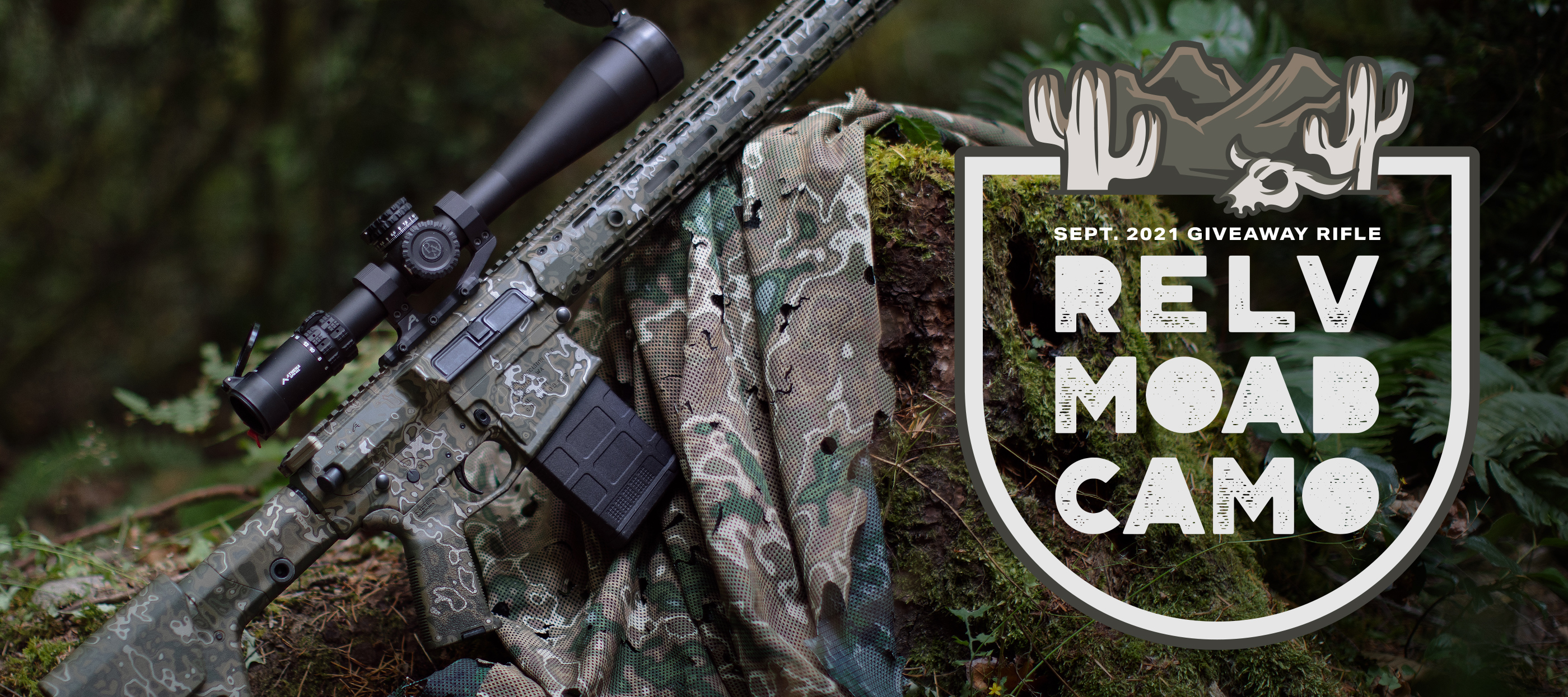 September Rifle Giveaway