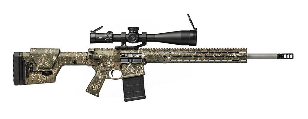 September Full Rifle