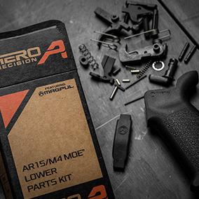 AR15 Lower Parts Kits