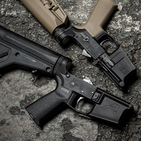 AR15 Complete Lowers
