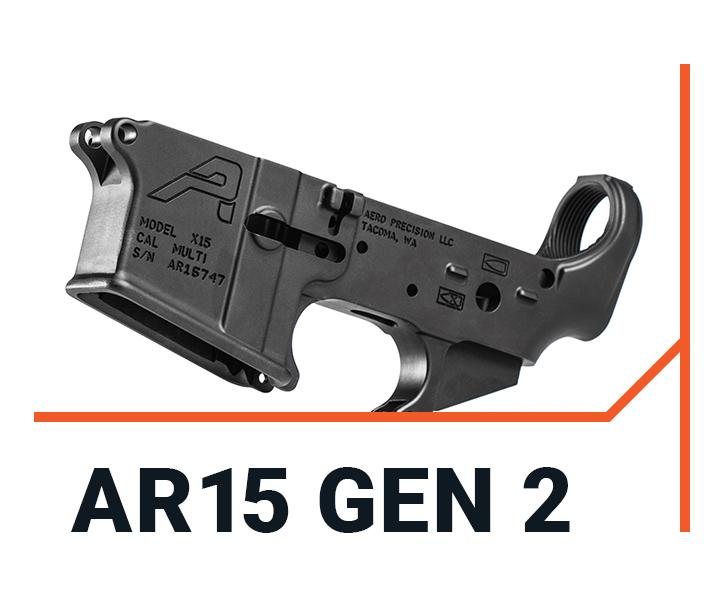 AR15 Gen 2 Lower