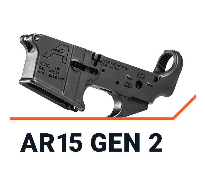 AR15 Gen 2 Lower Receiver
