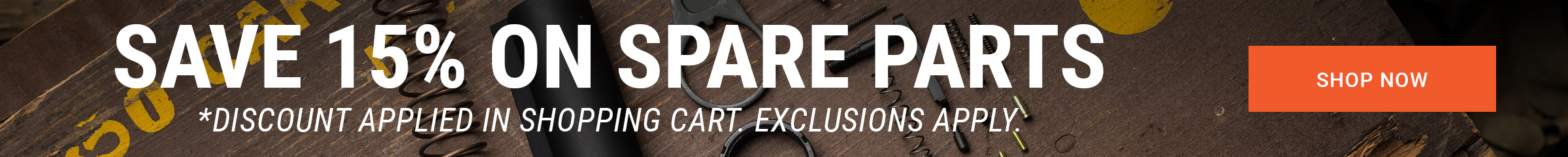 Save on Spare Parts