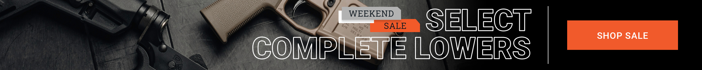 Save on Select Complete Lowers