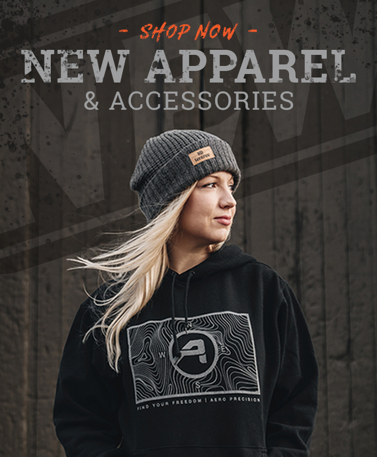 New Apparel Available Now