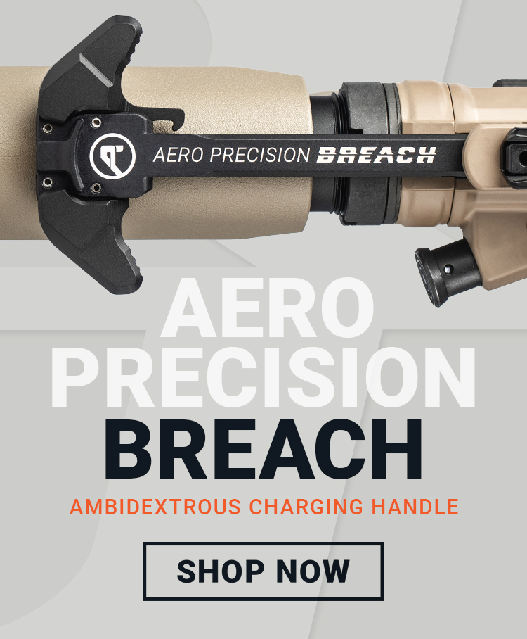 BREACH Charging Handle