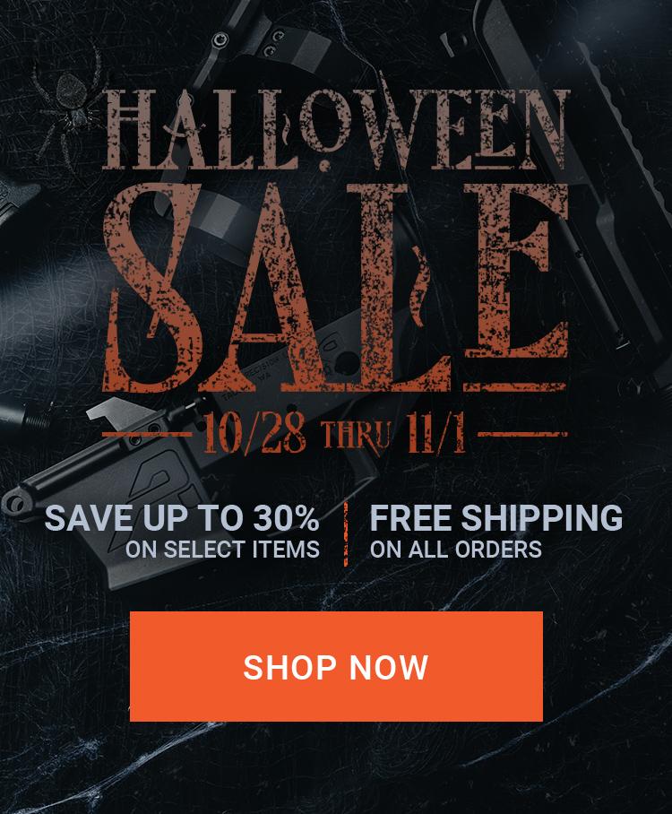 Halloween Sale On Now
