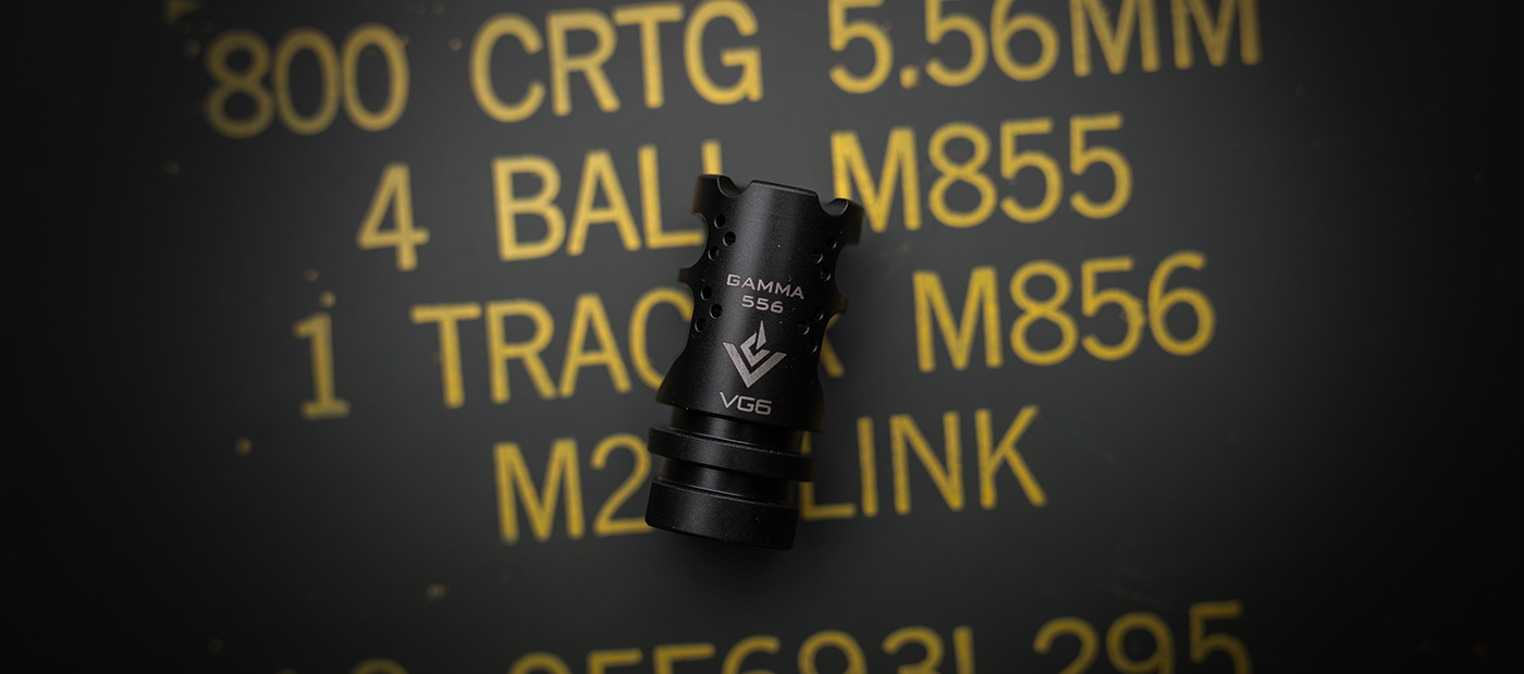 5.56 Muzzle Devices